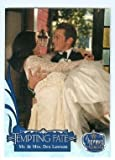 Holly Marie Combs trading card Charmed 2007 Inkworks #44 Piper Halliwell marries Dex Lawson Jason Lewis