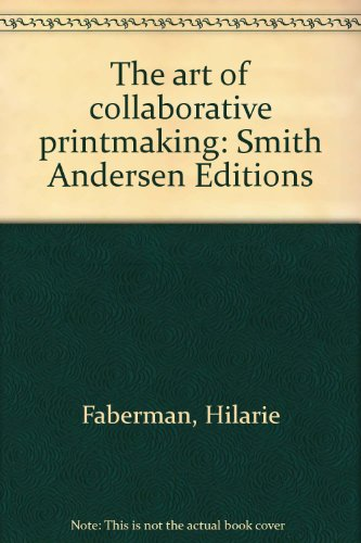 The art of collaborative printmaking: Smith Andersen Editions