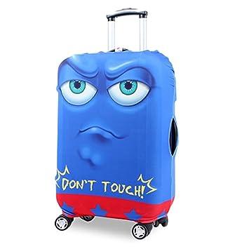 Amazon.com: YAKEFJ - Funda protectora para maleta de viaje ...