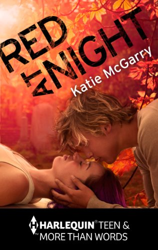 """""""Red at Night (Harlequin More Than Words)"""" av Katie McGarry"""
