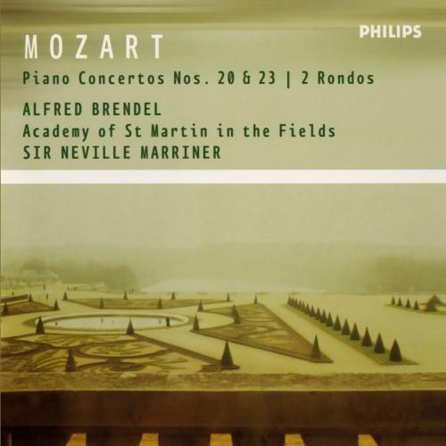 (Mozart: Piano Concertos Nos.20, 23 & Concert Rondos)