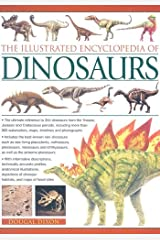 The Illustrated Encyclopedia of Dinosaurs Hardcover