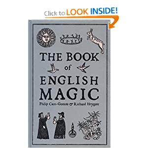 The Book of English Magic Philip Carr-Gomm and Richard Heygate