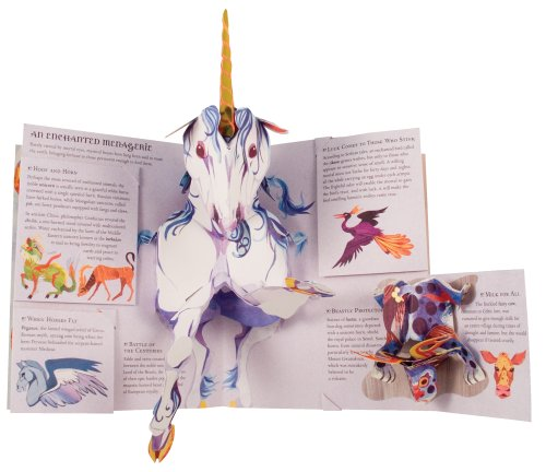 Encyclopedia Mythologica: Fairies and Magical Creatures Pop-Up by Candlewick Press (Image #5)