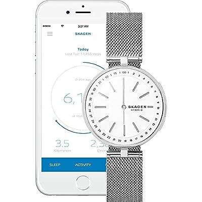 Skagen Signatur Connected Hybrid Watch by Skagen