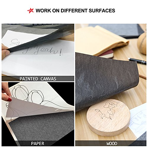 how to make graphite tracing paper