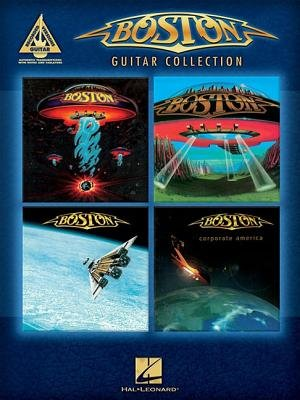 Boston Guitar Collection - Boston Guitar Collection[BOSTON GUITAR COLL][Paperback]