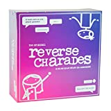 Reverse Charades Newest Edition Board Game - Fun & Hilarious Family...