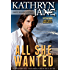 All She Wanted (Intrepid Women Book 6)