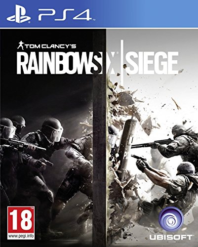 Video Games: Tom Clancy's Rainbow Six Siege for PS4 - 2