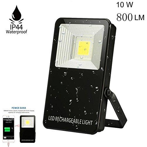 SGODDE Outdoor Spotlight Waterproof Rechargeable product image