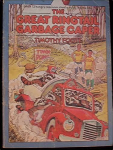Book The Great Ringtail Garbage Caper