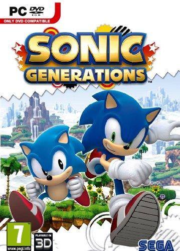 скачать игру Sonic Generations на компьютер через торрент - фото 2