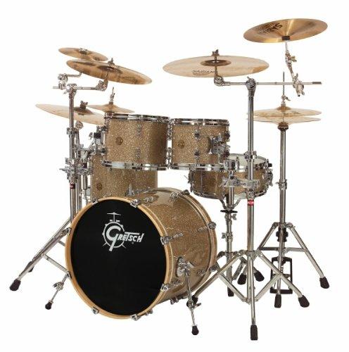 Gretsch New Classic 4-Piece Drum Set - Vintage Glass