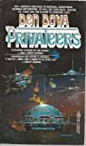 Privateers by Ben Bova front cover