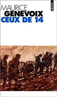 Ceux de 14 : roman, Genevoix, Maurice