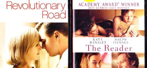 Revolutionary Road , The Reader : Kate Winslet 2 Pack