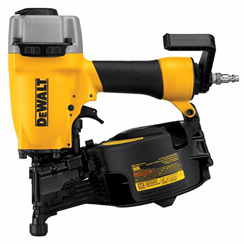 Dewalt DW66C-1 15 DEGREE COIL SIDING NAILER from DEWALT