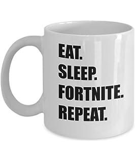 Eat Sleep Fortnight Repeat