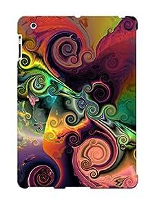 Crooningrose Faddish Phone Edge Of Encounter Case For Ipad 2/3/4 / Perfect Case Cover