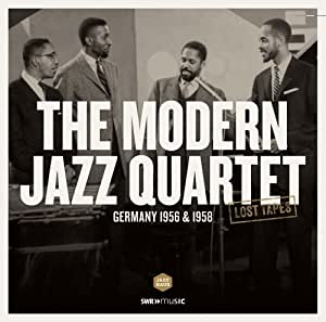 Modern Jazz Quartet - Lost Tapes: Germany 1956-1958 (Vinyl)