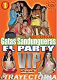 Gatas Sandungueras Party Edition Vol 1 Reggaeton DVD