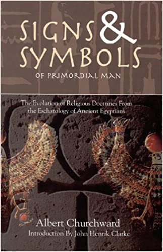 Book — SIGNS & SYMBOLS OF PRIMORDIAL MAN