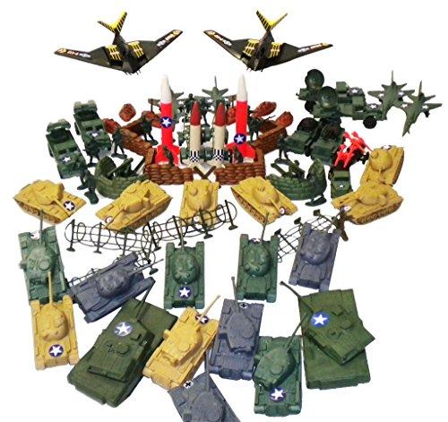 پک ارتش 250 تایی نظامی شامل جت جنگنده، توپ، موشک، تانک محصول Mix.