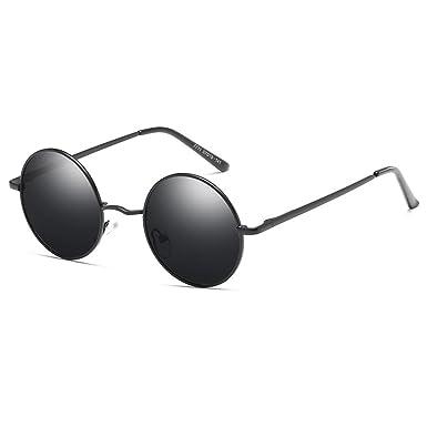 Résine extérieure et métal Yying Square Frame lunettes de soleil Shades pour femmes hommes C1 jzDvbG2Z2w