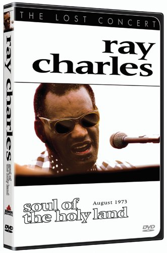 Ray Charles - Soul of the Holy Land: August 1973 (Full Frame, Remastered, Checkpoint, Sensormatic)