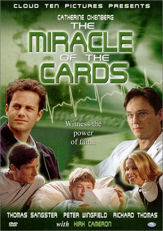 Amazon.com: The Miracle of the Cards: Kirk Cameron, Karin Konoval ...
