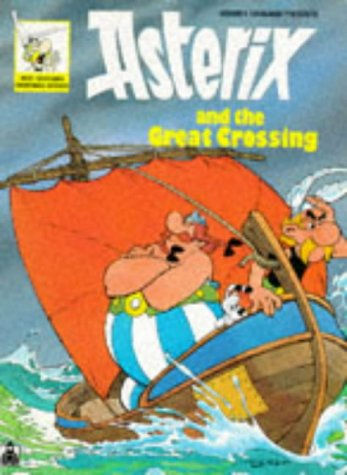 Asterix Great Crossing Bk 16 PKT