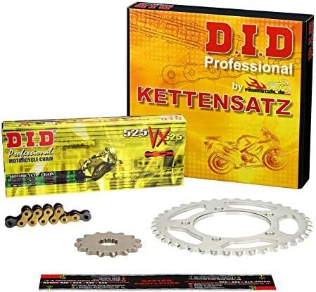 Kettensatz Xl 1000 V Varadero 1999 2013 Sd 01 Sd 02 Sd 03 Did X Ring Extra Verstärkt Gold Auto