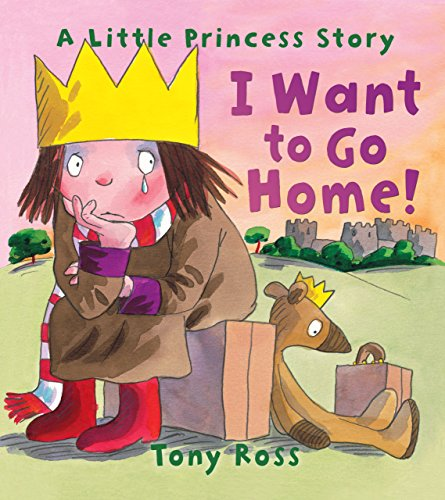 (I Want to Go Home! (Little Princess))