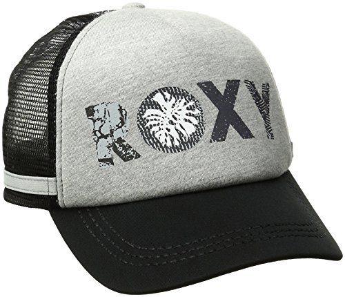 roxy-juniors-dig-this-trucker-hat-heritage-heather-one-size