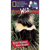 Really Wild Animals: Secret Weapons & Escapes