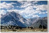 Mount Morrison - Sierra Nevada - California - NEW U.S. Travel Poster