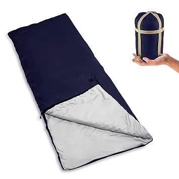 beste Qualität für gut schön und charmant Bessport Schlafsack Winter Ultraleicht   -10°C Outdoor Mumienschlafsack für  Camping und Bergsteigen Ultrakompakter 100% Sprüh Gebundene Baumwolle ...