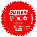 Diablo D0641X 6-1/2 by 40 Finishing Saw Blade 5/8-Inch Arbor from Freud