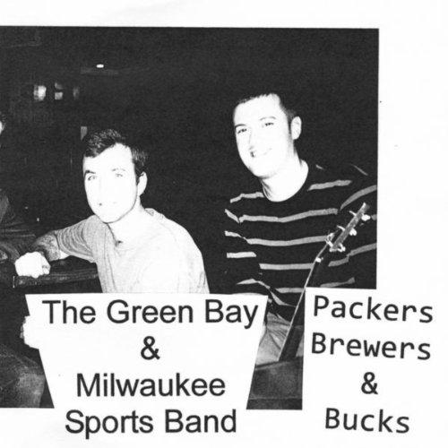 Packers, Brewers & Bucks (Milwaukee Rock Brewers)