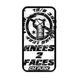 & Phone Case Design CM Punk Printing for iPhone 4,4S Case