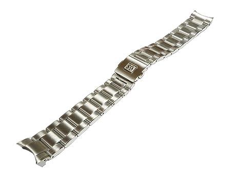 size 40 da255 65b9f Amazon | [セイコー]SEIKO 19mm 時計バンド グランドセイコー ...