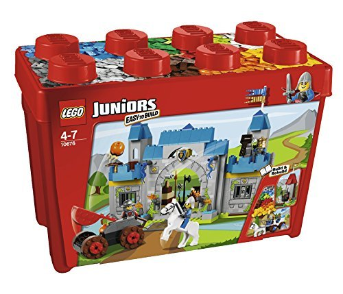 LEGO® Juniors Knights' Castle 480 Piece Kids Building Play Set | 10676 by LEGO®