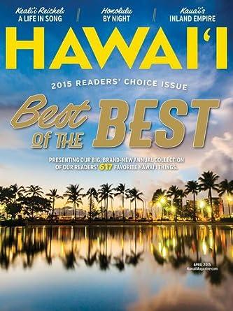 Subscribe to Hawaii Magazine