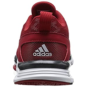 Adidas Performance Men's Speed Trainer 2 Training Shoe, Power Red/White/Tech Grey/Metallic, 15 M US