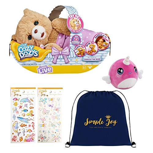 Cozy Dozys Little Live Cubbles The Bear Gift Set from Cozy Dozys