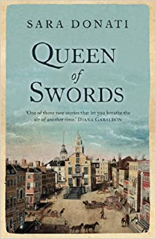 Book Queen of Swords
