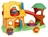 : Playskool Weebles Goldilocks/ Adventure Cottage