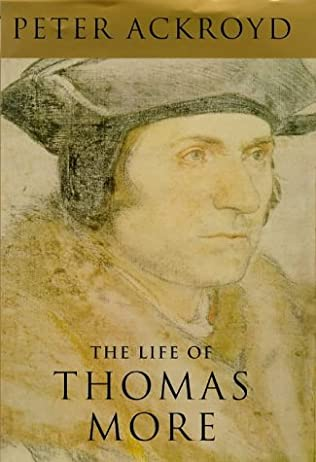 book cover of The Life of Thomas More