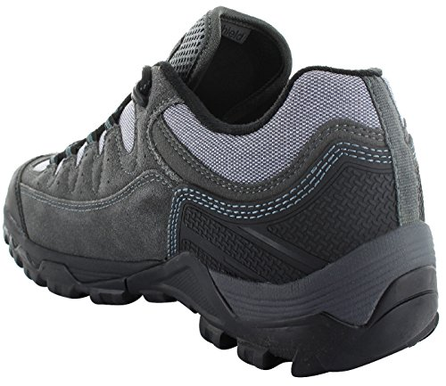MENS HI-TEC OX BELMONT LOW I WP WATERPROOF MICHELIN SOLE WALKING HIKING SHOES-UK 13 (EU 47)